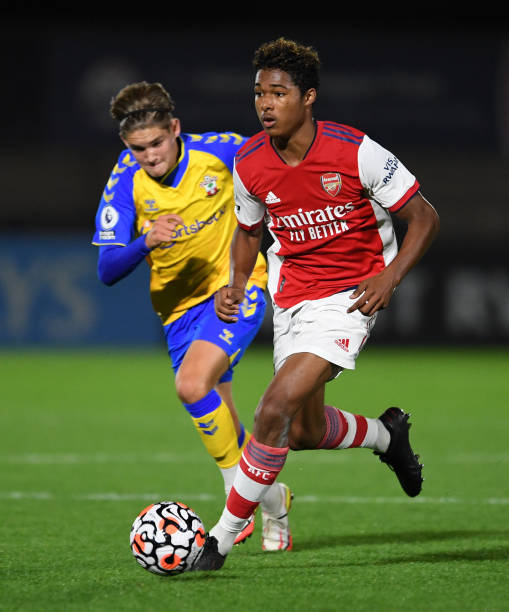GBR: Arsenal U23 v Southampton U23 - Premier League Cup