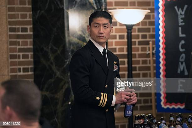 MED Reunion Episode 108 Pictured Brian Tee as Dr Ethan Choi