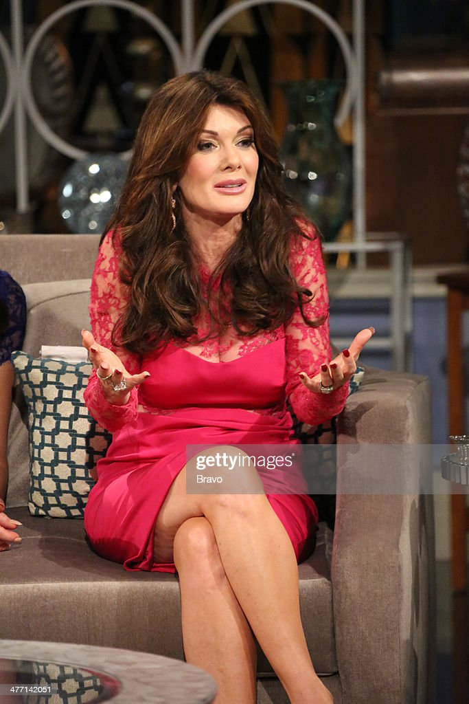 HILLS -- 'Reunion' Episodes 420, 421, 422 -- Pictured: Lisa Vanderpump --