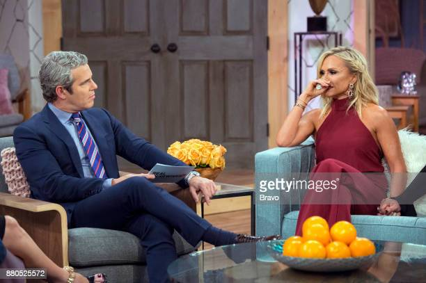 COUNTY 'Reunion' Pictured Andy Cohen Tamra Judge