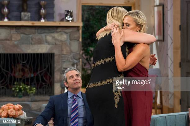 COUNTY 'Reunion' Pictured Andy Cohen Vicki Gunvalson Tamra Judge