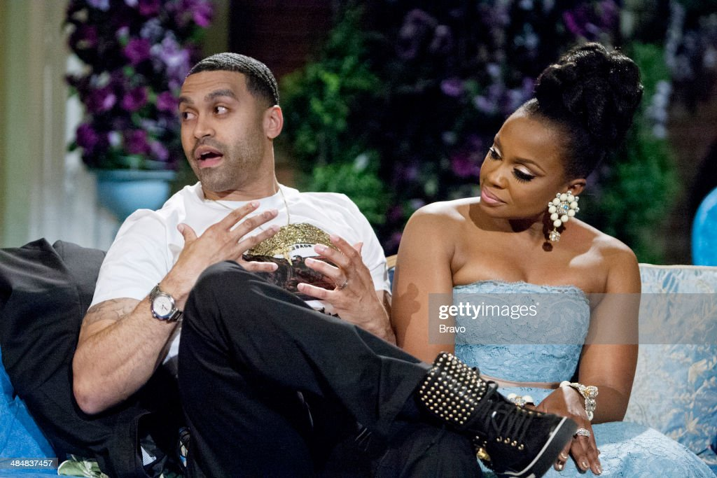ATLANTA -- 'Reunion' -- Pictured: (l-r) Apollo Nida, Phaedra Parks --