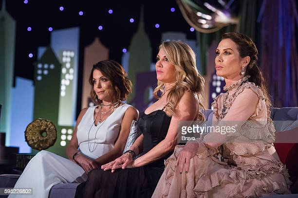 CITY 'Reunion' Pictured Bethenny Frankel Ramona Singer Carole Radziwill