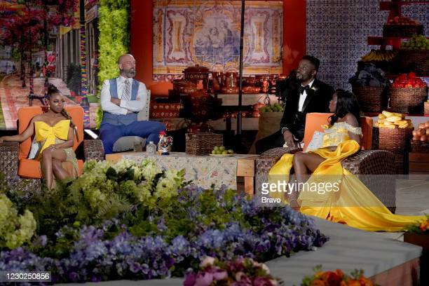 "Reunion"" -- Pictured: Candiace Dillard Bassett, Chris Bassett, Edward Osefo, Wendy Osefo --"