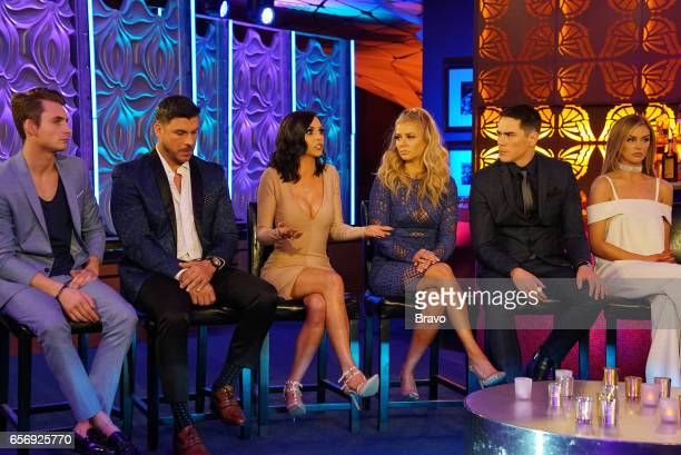 RULES 'Reunion' Pictured James Kennedy Jax Taylor Scheana Marie Ariana Madix Tom Sandoval Lala Kent