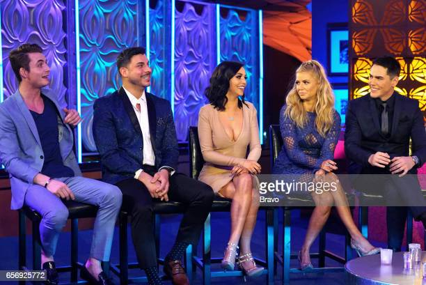 RULES 'Reunion' Pictured James Kennedy Jax Taylor Scheana Marie Ariana Madix Tom Sandoval