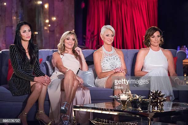 "Reunion"" -- Pictured: Julianne Wainstein, Sonja Morgan, Dorinda Medley, Luann de Lesseps --"