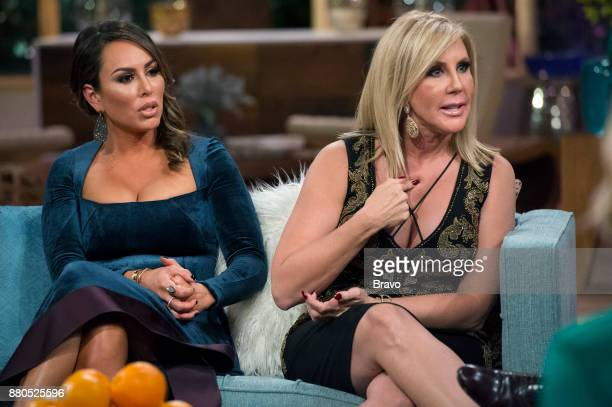 COUNTY Reunion Pictured Kelly Dodd Vicki Gunvalson