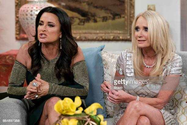 HILLS Reunion Pictured Kyle Richards Kim Richards