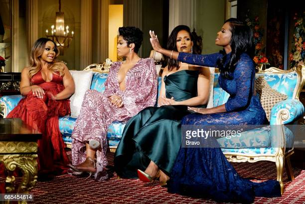 ATLANTA Reunion Pictured Phaedra Parks Porsha Williams Sheree Whitfield Shamea Morton
