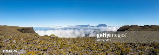 Reunion, Reunion National Park, Shield Volcano Piton de la Fournaise