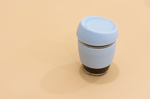 Reusable coffee cup to reduce waste - gettyimageskorea