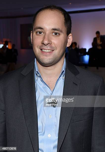 Reuters TV Managing Director Isaac Showman poses at the How to Capitalize on the Rise of the Super Viewer panel presented by comScore during...