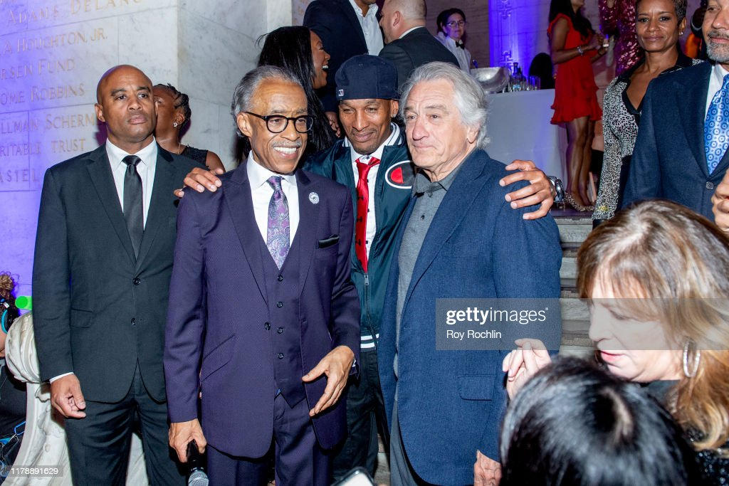 Rev. Al Sharpton 65th Birthday Celebration : News Photo