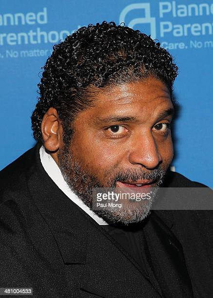 Rev Dr William Barber attends the Planned Parenthood Federation Of America's 2014 Gala Awards Dinner at the Marriott Wardman Park Hotel on March 27...