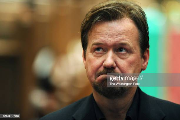 Rev Frank Schaefer takes part in a panel discussion at Foundry United Methodist Church on Sunday January 26 2014 in Washington DC Schaefer was...