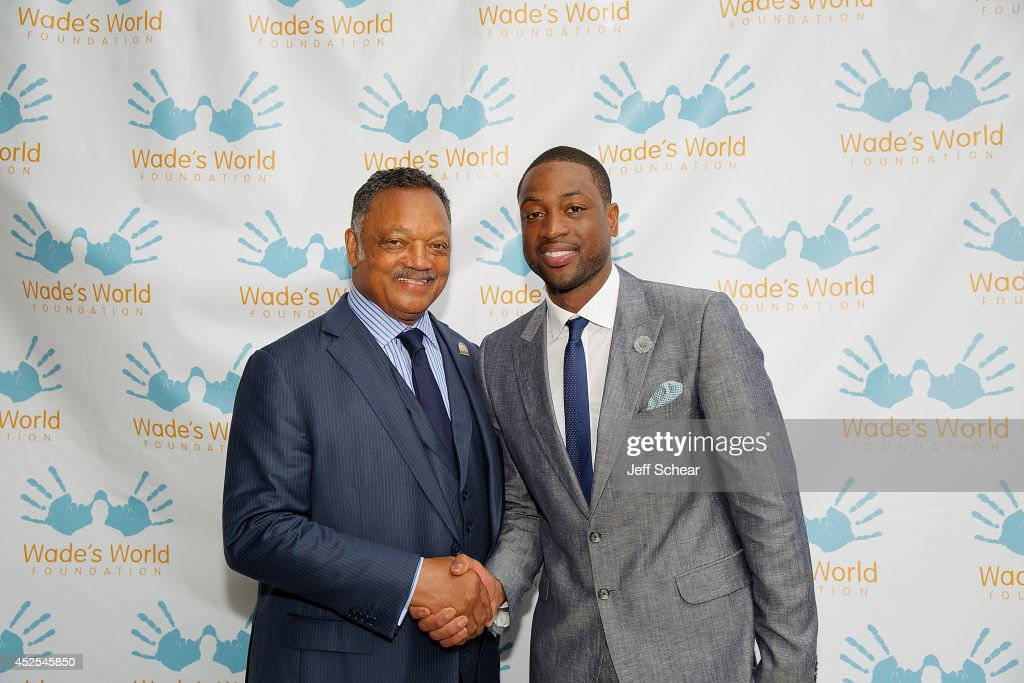 Wade's World Foundation Dinner Hosted By Dwyane Wade