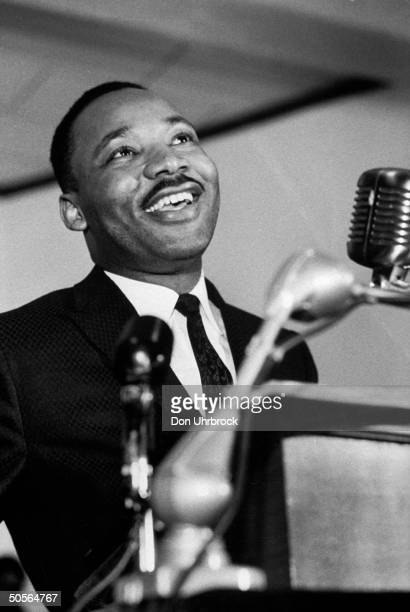 Luther Heats Up The Screen: Martin Luther King Jr. Stock Photos And Pictures