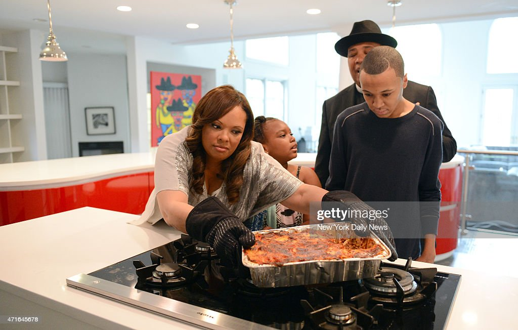 Rev Run Joseph Simmons : News Photo