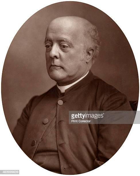 Rev Sir Frederick A Gore Ouseley Bart Professor of Music at the University of Oxford 1883 From Men of Mark a gallery of contemporary portraits of men...