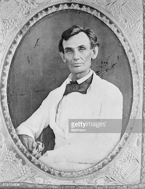 Reveal new Lincoln photograph Lincoln Nebraska previously unpublished this photograph of Abraham Lincoln is considered of great importance by Lincoln...