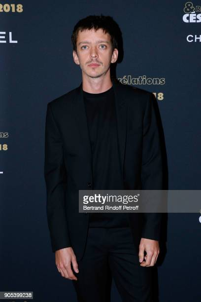 Revelation for '120 battements par minute' Nahuel Perez Biscayart attends the 'Cesar Revelations 2018' Party at Le Petit Palais on January 15 2018 in...