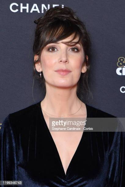 Revelation for Doubles Vies Nora Hamzawi attends the Cesar Revelations 2020 Photocall at Petit Palais on January 13 2020 in Paris France