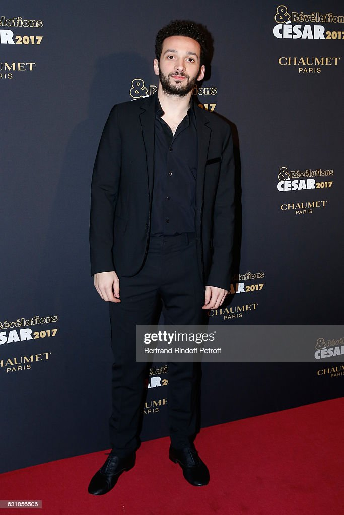 Revelation for 'La fine equipe', William Legbhil attends the 'Cesar - Revelations 2017' Photocall and Cocktail at Chaumet on January 16, 2017 in Paris, France.