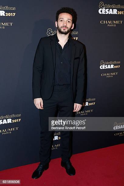 Revelation for 'La fine equipe' William Legbhil attends the 'Cesar Revelations 2017' Photocall and Cocktail at Chaumet on January 16 2017 in Paris...