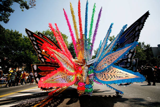 40th annual west indian american day carnival and paradeの写真および