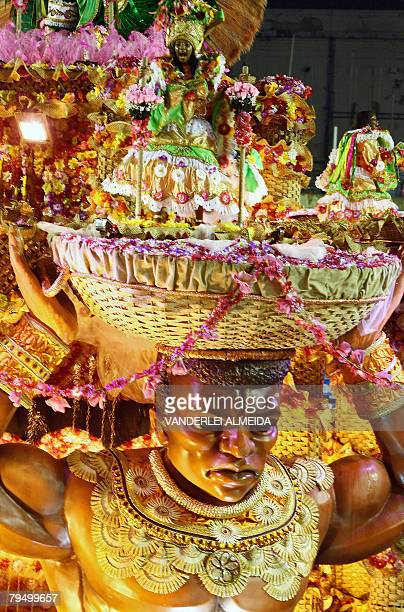 Brazil Carnival Nude Stock Photos And Pictures  Getty Images-4563