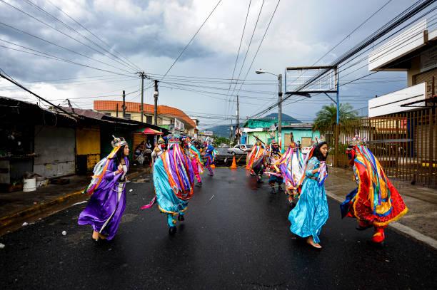 SLV: International Indigenous Day In El Salvador Amid Coronavirus Pandemic