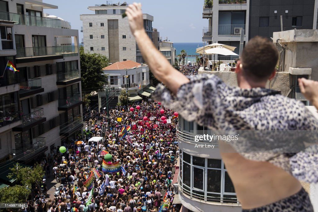 Tel Aviv Pride 2019 : News Photo