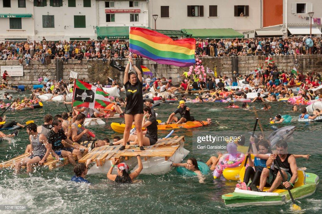 'Abordaje' Boarding Festival 2018 in San Sebastian