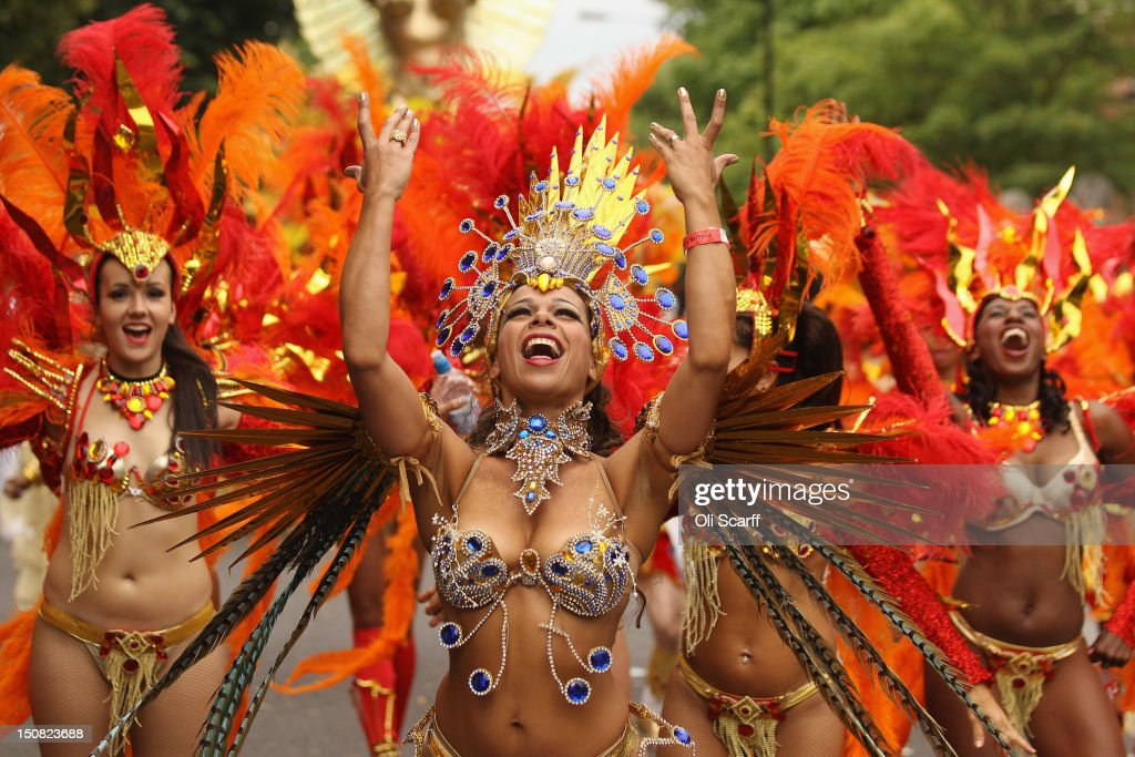 The Annual Notting Hill Carnival Celebrations Take Place : News Photo