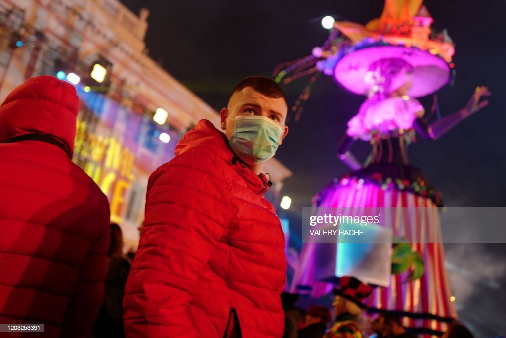 TOPSHOT-FRANCE-HEALTH-LIFESTYLE : News Photo