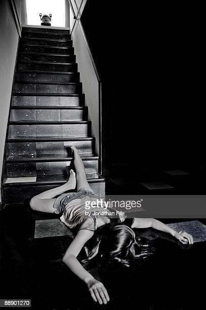 revenge - dead girl stockfoto's en -beelden
