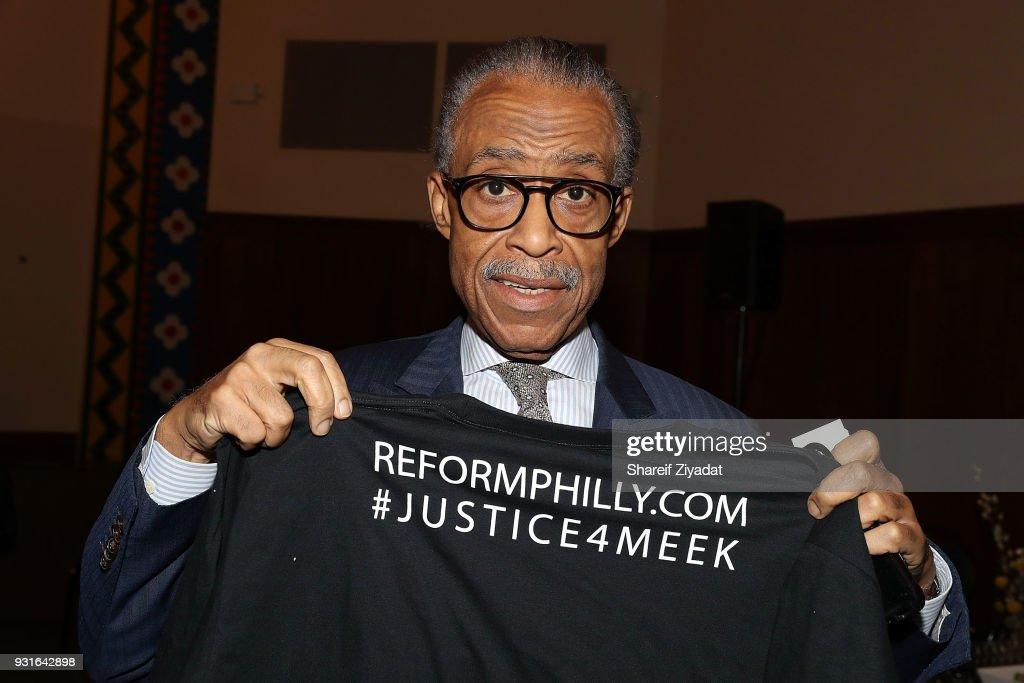 Bringing Injustice To Light at Irvine Auditorium on March 13, 2018 in Philadelphia, Pennsylvania.