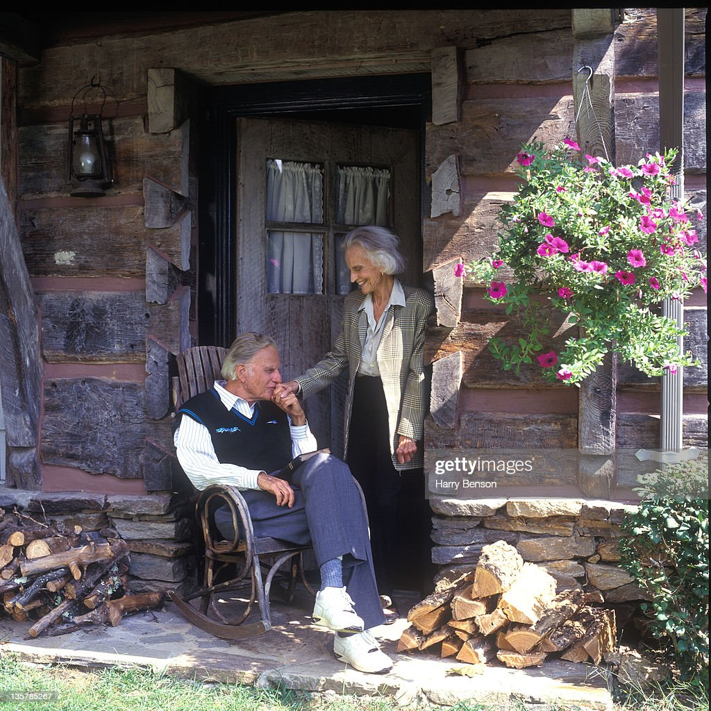 Billy and Ruth Graham, People Magazine, October 14, 1996