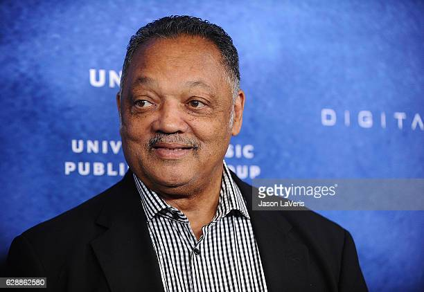 Reverend Jesse Jackson attends the 2016 March of Dimes Celebration of Babies at the Beverly Wilshire Four Seasons Hotel on December 9 2016 in Beverly...