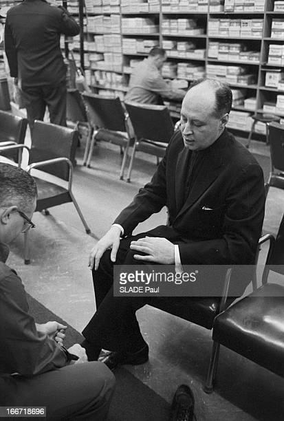 Reverend Louis Dion To Join The Catholic Community In Moscow EtatsUnis décembre 1958 Suite aux accords RooseveltLitvinov signés le 1er mars 1934...