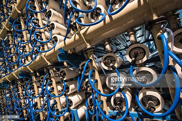 Reverse Osmosis Desalination plant Carlsbad, California, United States.