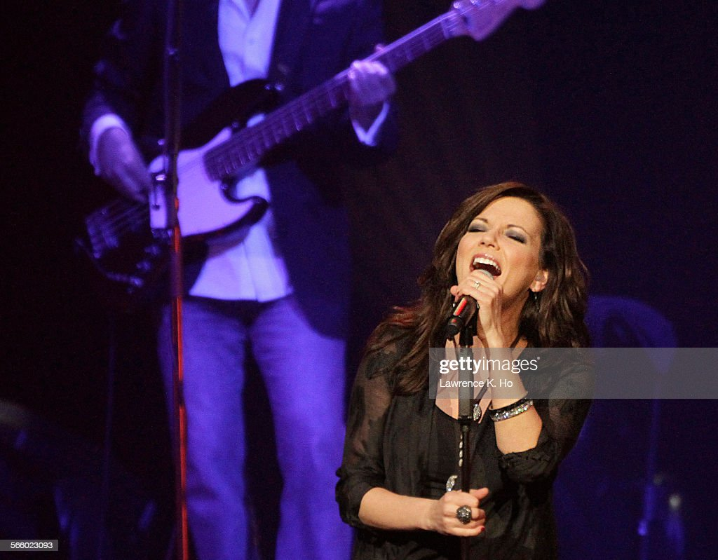 Review Of Martina Mcbride At Nokia Theater Valentineu0027s Day Concert On Feb  14 2012