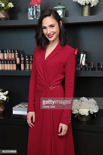 Revlon announces Gal Gadot as new Global Brand Ambassador on January 9 2018 in New York City