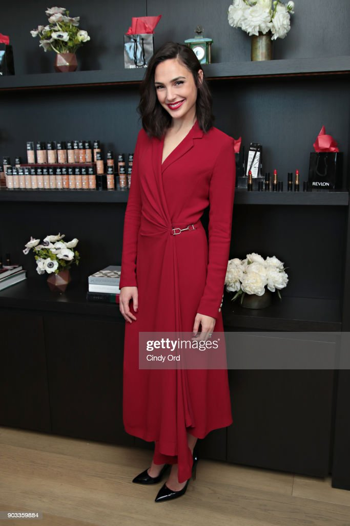 Revlon Brand Ambassador Media Day