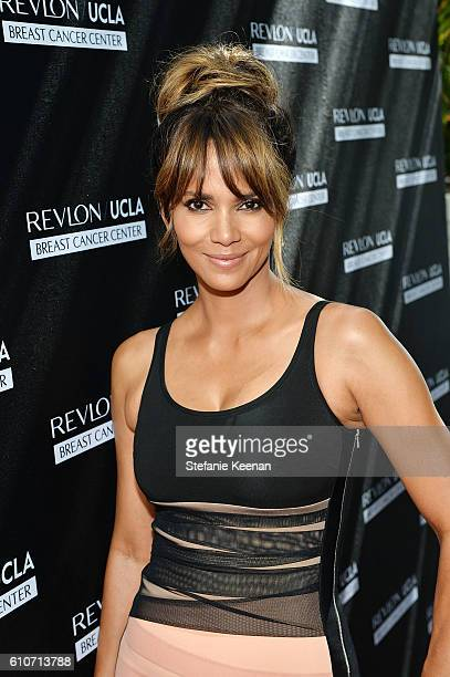 Revlon Global Brand Ambassador Halle Berry attends Revlon's Annual Philanthropic Luncheon in support of the Revlon Women's Health Mission and to...