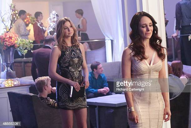 """Revolution"""" - As all the Graysons slowly gain the upper hand, Emily is forced to take on a new identity to expose them, on """"Revenge,"""" SUNDAY, APRIL..."""