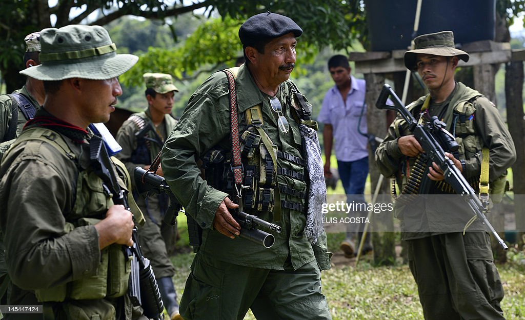 Revolutionary Armed Forces of Colombia ( : News Photo