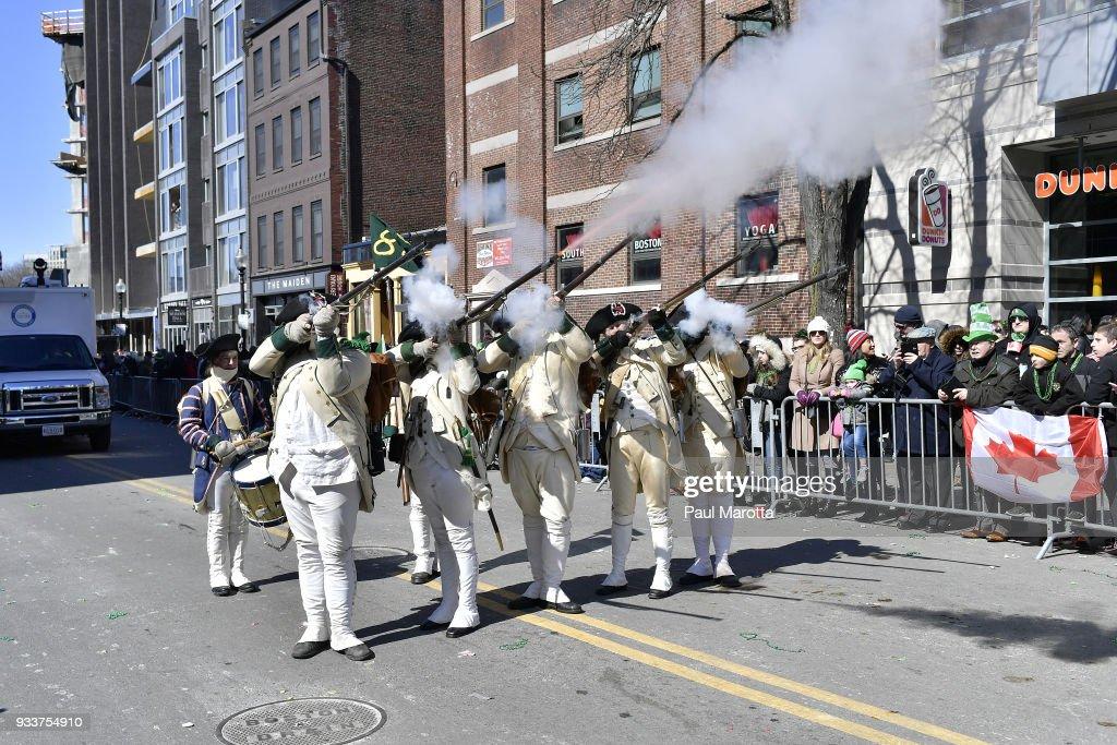 2018 Boston St. Patrick's Day Parade