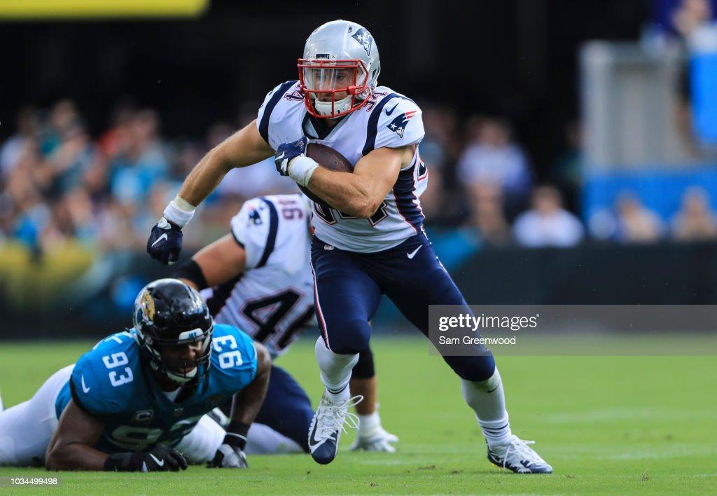 New England Patriots v Jacksonville Jaguars : News Photo